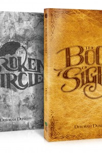 4 Book Deal: Book of Sight, Broken Circle, Invincible Indiana, Blue Blood